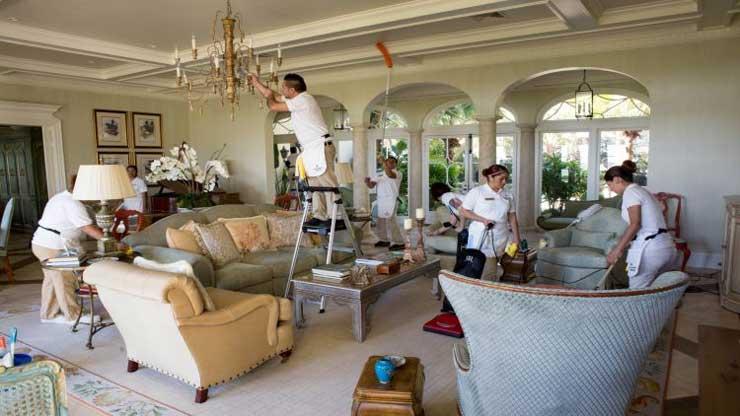 شركة تنظيف منازل ينبع